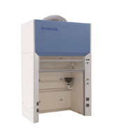 4.92 ft Walk-in Fume Hood