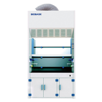 4ft Ducted PP Fume Hood
